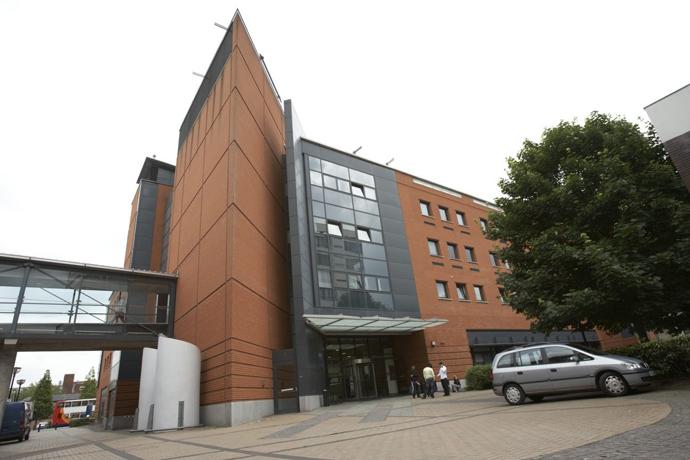 geoffrey manton building - copyright MMU
